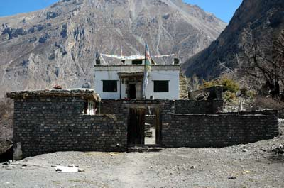 Picture of Sangdo Gompa at Muktinath