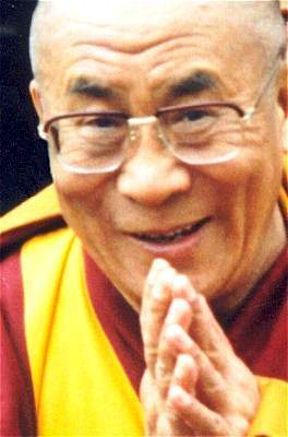 Picture of H.H. Dalai Lama