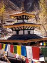 The main temple at Muktinath-Chumig Gyatsa (click to enlarge)