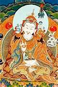 Image of Padmasambhava, also known as Guru Rinpoche