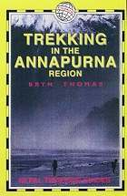 Cover of the book 'Trekking in the Annapurna Region'