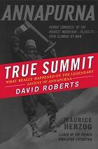 Cover of the book 'True Summit'